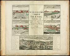 Scenographia urbium Silesiae.