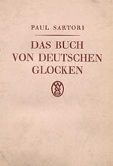 Das Buch von Deutschen Glocken