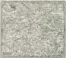 Vorstellung des Kriegs-Schauplatzes im Kon. Bohmen A[nno] 1742
