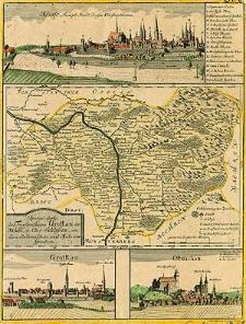 Special-Carte des Fürstenthums Grotkau oder Neisse, in Ober-Schlesien, an den Böhmischen und Mährischen Grentzen