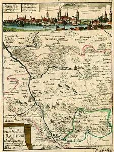 Das Fürstenthum Ratibor in Ober Schlesien
