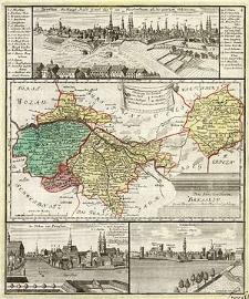 Das Fürstenthum Bresslau zum Bresslauischen Ober-Amt gehörig