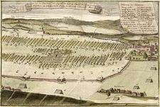 Prospect von der Situation oder Gegend des Königl. Preuss. Feld-Lagers, bey der Stadt Streehlen, im Fürstenthum Brieg, in Nieder-Schlesien. Anno 1741