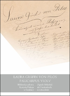 "Policarpus Viol ""Laura Gräfin von Pilos"""