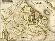Strahlsundt investi le 15 juillet 1715