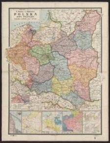 Polska mapa polityczna