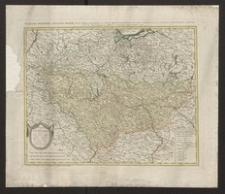 Charte von Süd-Preussen enthaelt Posen, Gnesen, Kalisch, Sieradien, Lentschnitz, Kujavien, Dobrzyn, Rawa, Plotzk, Wielun, Czenstochowa etc.