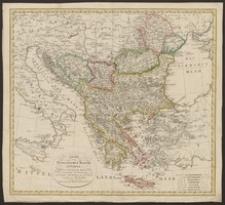 Charte vom Osmanischen Reiche in Europa, gemeininglich die Europäische Türkey genannt