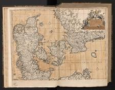 Dania Regnum, Ducatus Holsatia et Slesvicum Insulae Danicae et Provinciae Iutia Scania, etc.