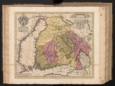 Magnus Ducatus Finlandiae Nova et accurata delineatio.
