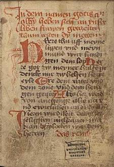 Deutsches Gebetbuch