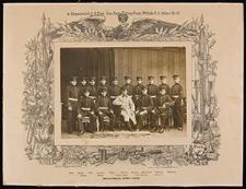 4. Korporalschaft d. 6. Komp. Gren.-Regts. König Friedrich Wilhelm II (1. Schles.) Nr. 10