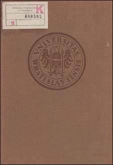 Uniwersytet Wrocławski w latach 1945-1970 : księga jubileuszowa