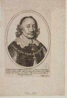 [Nassau-Hadamar, Johann Ludwig Fürst von]