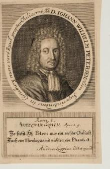 [Petersen Johann Wilhelm]