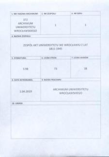Vorlesungs- und Personal-Verzeichnis der Schlesischen Friedrich Wilhelms-Universität zu Breslau, Sommer-Semester 1929