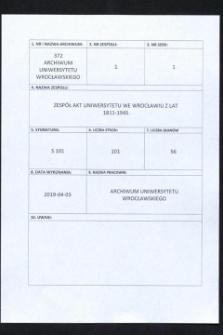 Vorlesungs- und Personal-Verzeichnis der Schlesischen Friedrich Wilhelms-Universität zu Breslau, Winter-Semester 1930/31
