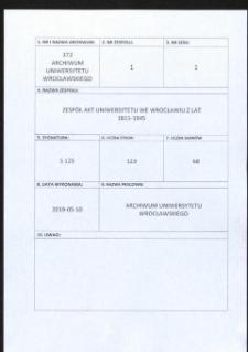 Vorlesungs- und Personal-Verzeichnis der Schlesischen Friedrich Wilhelms-Universität zu Breslau, Winter-Semester 1942/43