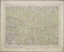 Special-Karte von Mittel-Europa 1:300 000 - Schawli 7.