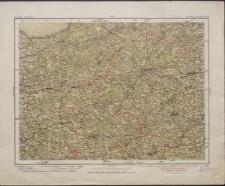 Special-Karte von Mittel-Europa 1:300 000 - Insterburg u. Gumbinnen 18.