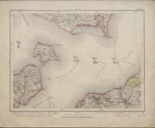Special-Karte von Mittel-Europa 1:300 000 - Rostock 22.