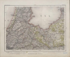Special-Karte von Mittel-Europa 1:300 000 - Amsterdam 55.