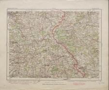Special-Karte von Mittel-Europa 1:300 000 - Kalisch 63.