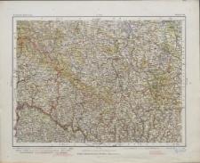 Special-Karte von Mittel-Europa 1:300 000 - Budweis 131.