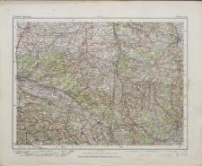 Special-Karte von Mittel-Europa 1:300 000 - Orléans 137.