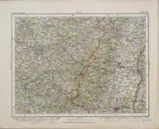 Special-Karte von Mittel-Europa 1:300 000 - Colmar 140.