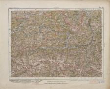 Special-Karte von Mittel-Europa 1:300 000 - Zell 158.