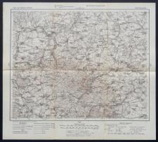 Karte des westlichen Russlands 1:100 000 - G 36. Przysucha