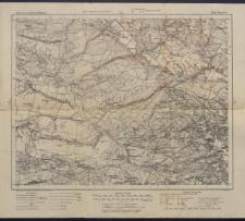 Karte des westlichen Russlands 1:100 000 - M 40. Józefów