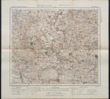 Karte des westlichen Russlands 1:100 000 - O 23. Preny