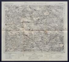 Karte des westlichen Russlands 1:100 000 - Q 37. Mielnica