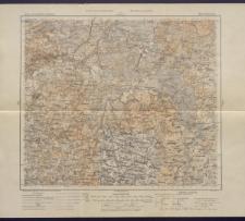 Karte des westlichen Russlands 1:100 000 - R 23. Miedniki