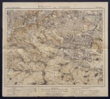 Karte des westlichen Russlands 1:100 000 - S 41. Szumsk