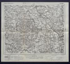 Karte des westlichen Russlands 1:100 000 - C 33. Koło