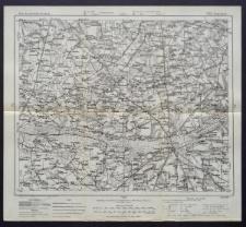 Karte des westlichen Russlands 1:100 000 - D 33. Łenczyca