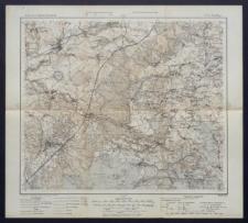 Karte des westlichen Russlands 1:100 000 - P 25. Przełaje