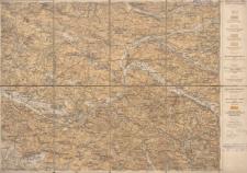Atlas geologiczny Galicyi 1:75 000 - Pas 4 Słup IX Lubaczów