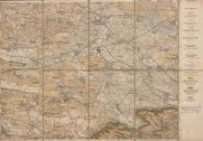 Atlas geologiczny Galicyi 1:75 000 - Pas 5 Słup XII Busk-Krasne