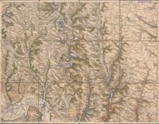 Atlas geologiczny Galicyi 1:75 000 - Pas 8 Słup XIII Monasterzyska