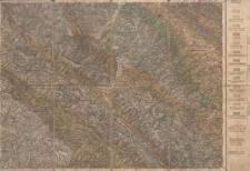 Atlas geologiczny Galicyi 1:75 000 - Pas 11 Słup XII Mikuliczyn