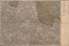Atlas geologiczny Galicyi 1:75 000 - Pas 11 Słup XI Brustura