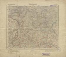 Karte des Deutschen Reiches 1:100 000 - 162. Tuchel