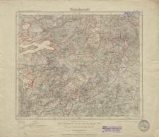 Karte des Deutschen Reiches 1:100 000 - 170. Bialla