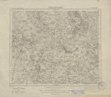 Karte des Deutschen Reiches 1:100 000 - 230. Bialutten-Mława