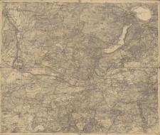 Karte des Deutschen Reiches 1:100 000 - 244. Eberswalde