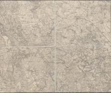 Karte des Deutschen Reiches 1:100 000 - 299. Tirschtiegel